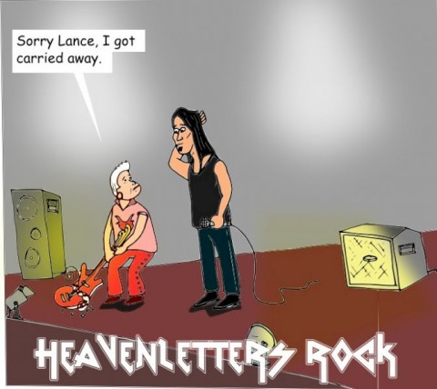 Heaven Comic